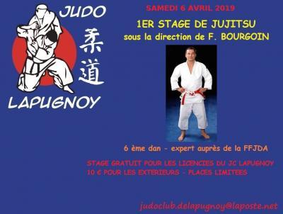 Stage jujitsu bourgoin 1